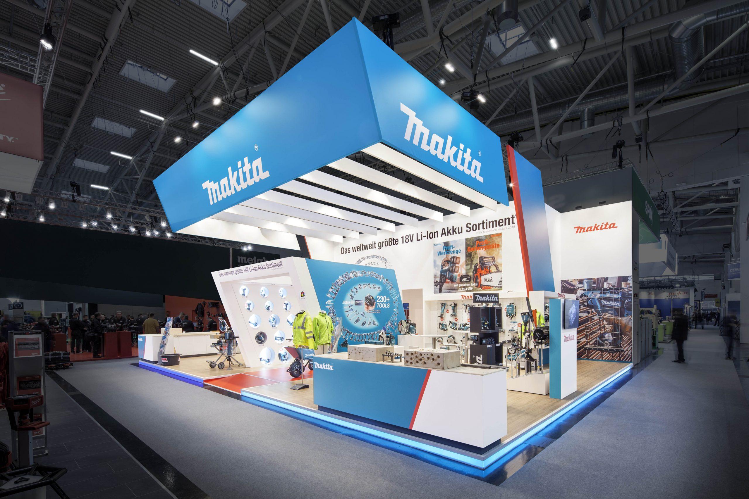 The Inside - Makita - BAU 2019 - München - Standbouwfotografie #5263(lr)