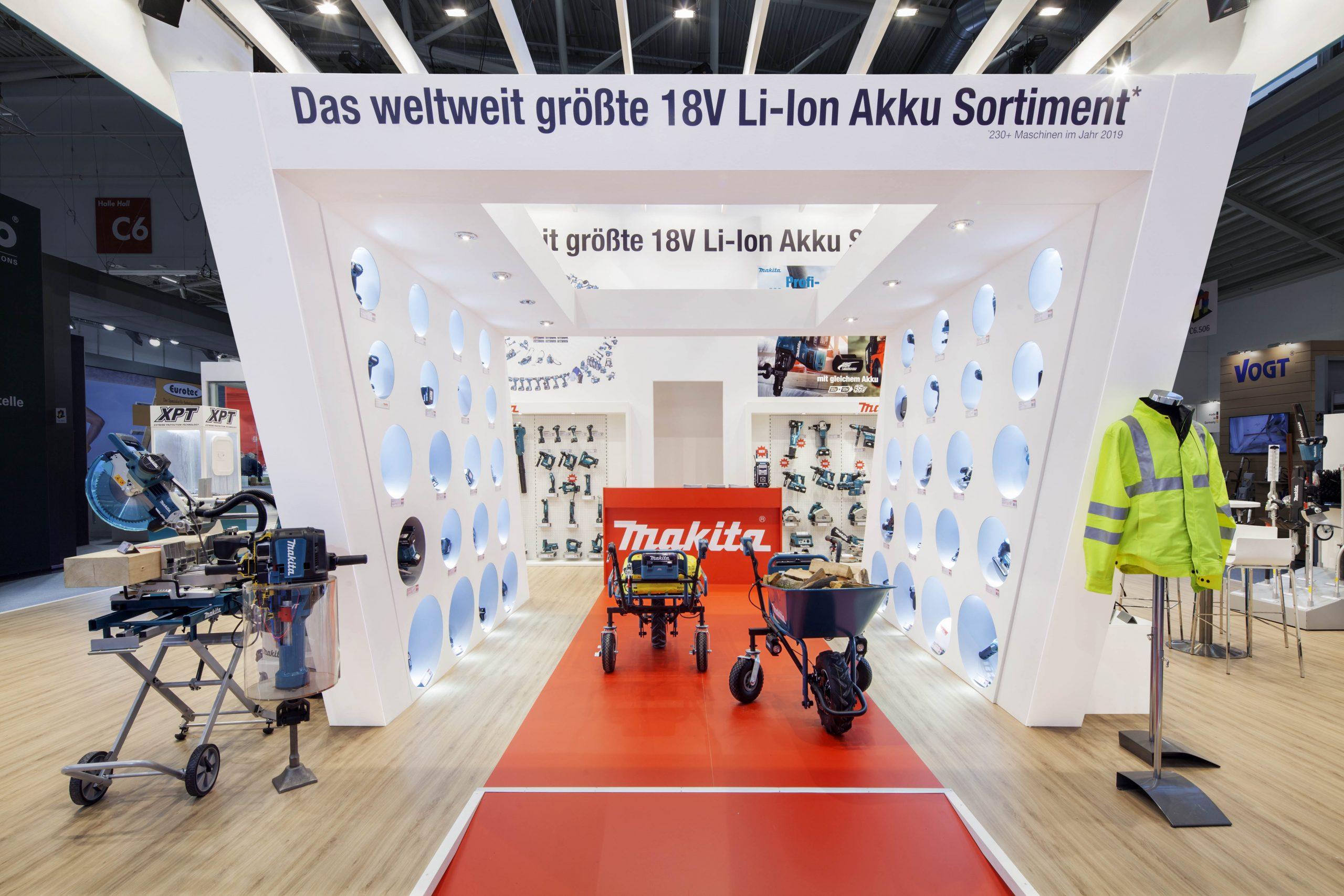 The Inside - Makita - BAU 2019 - München - Standbouwfotografie #5268(lr)